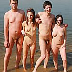Real amateur nudists. Alone nudists, couples, group naturists, young and mature nudists, beach sex