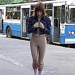 Public pants peeing