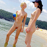 young nudist girls